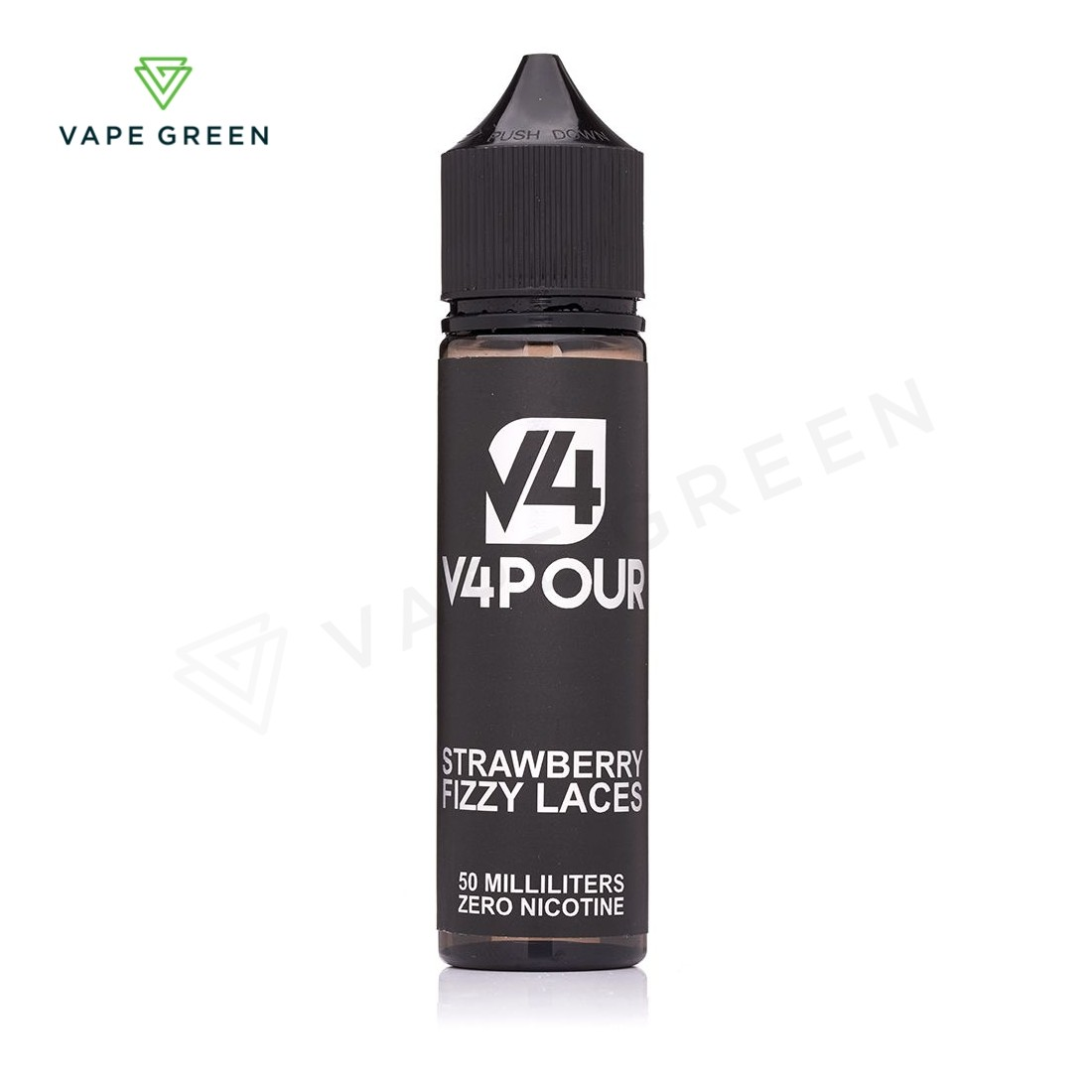 Strawberry Fizzy Laces E-liquid by V4 Vapour 50ml