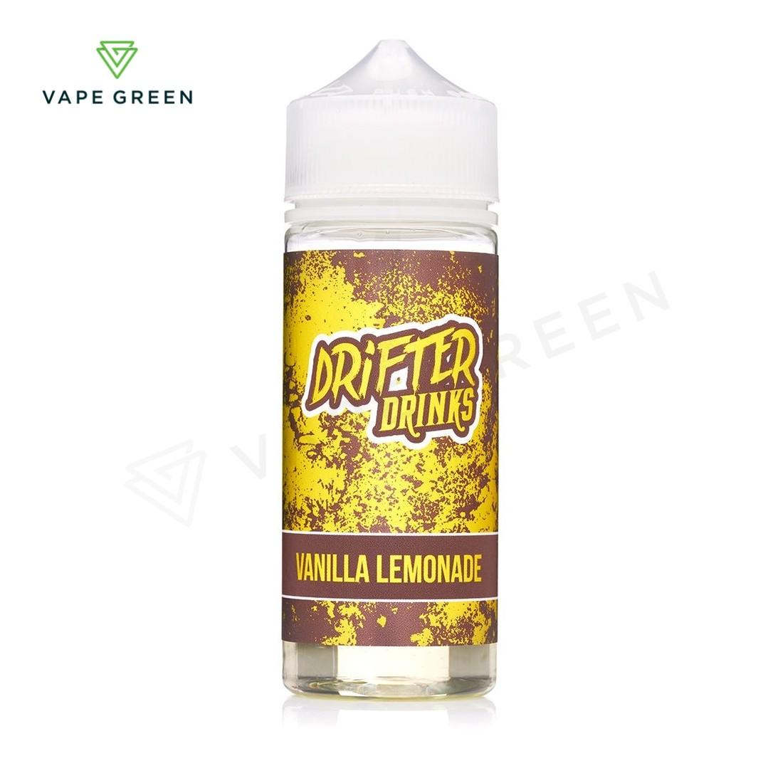 Vanilla Lemonade E-liquid by Drifter Drinks 100ml