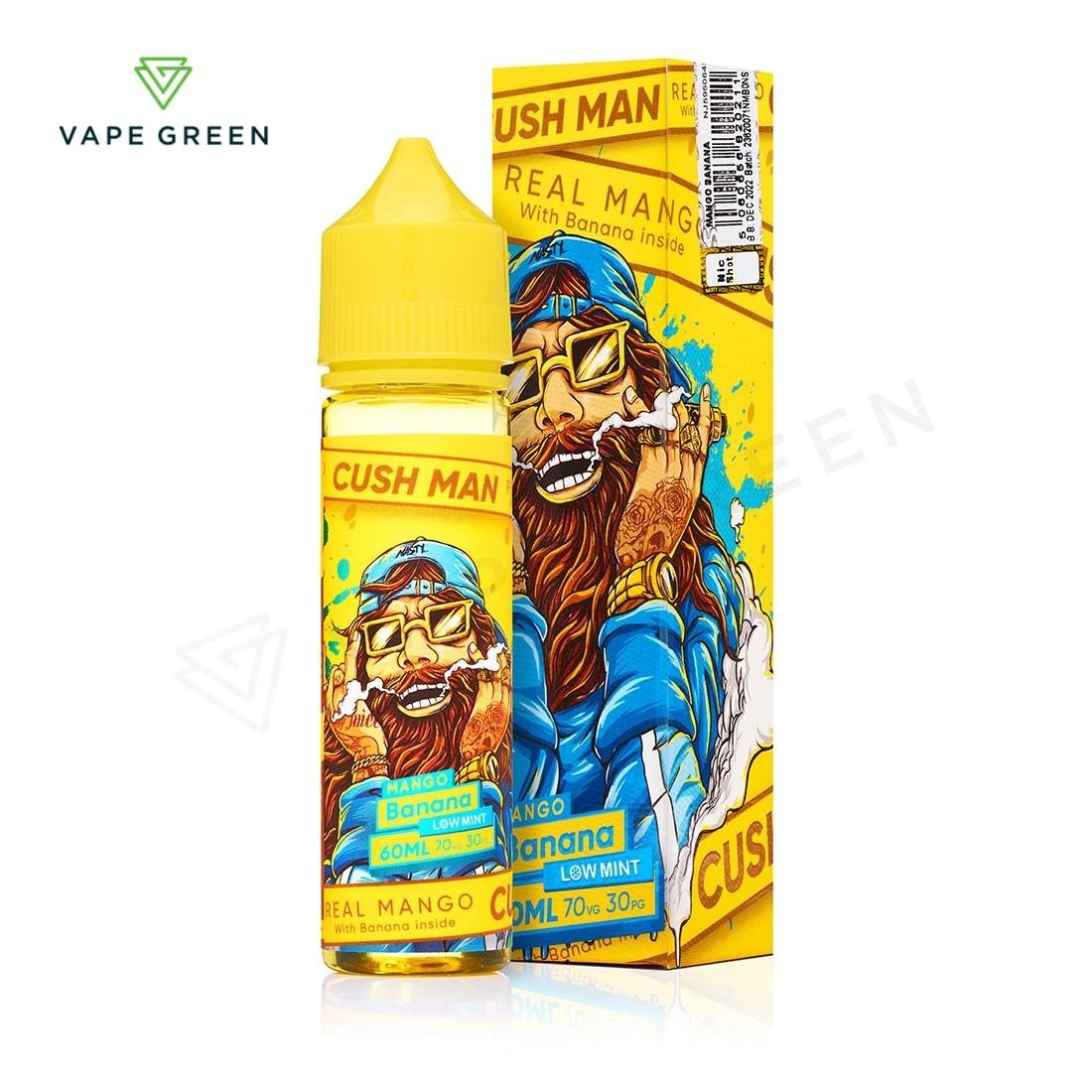 Mango Banana Cush Man E-Liquid by Nasty Juice 50ml