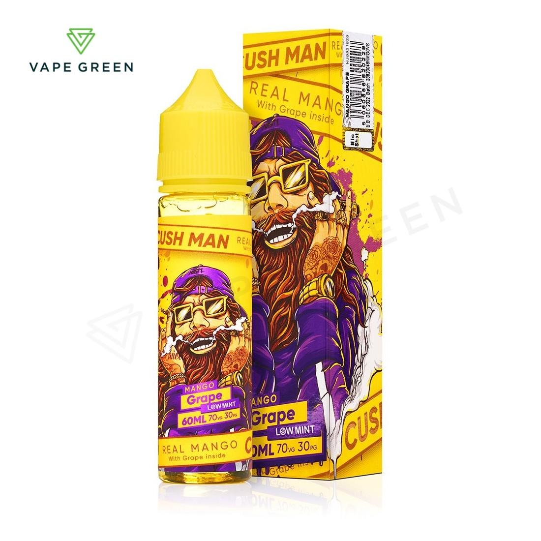 Mango Grape Cush Man E-Liquid by Nasty Juice 50ml