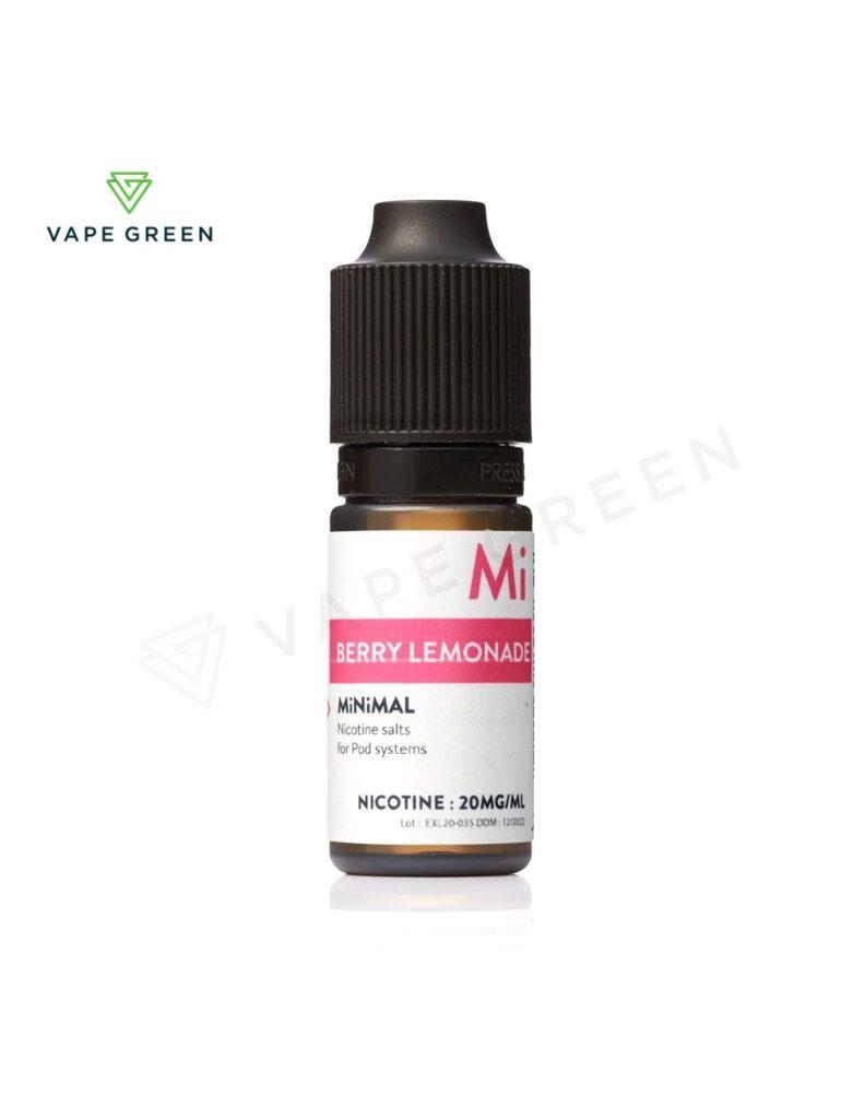 Berry Lemonade eLiquid by MiNiMAL Nic Salt