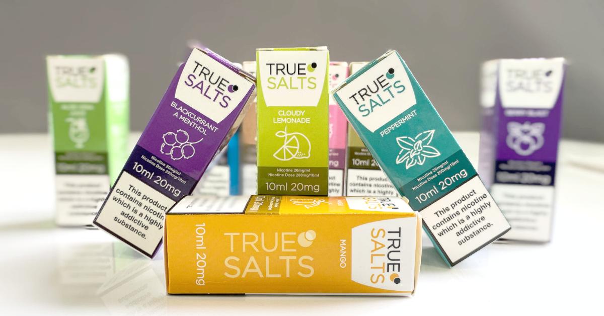 True Salt Review - VapeGreen