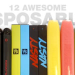 Collections of Disposable Vape Bars