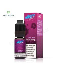 ASAP Grape Nic Salt by Nasty Juice