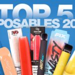 Top 5 Best Disposable Vapes in 2021
