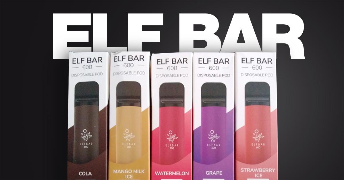 Elf Bar Disposable Puff Bars