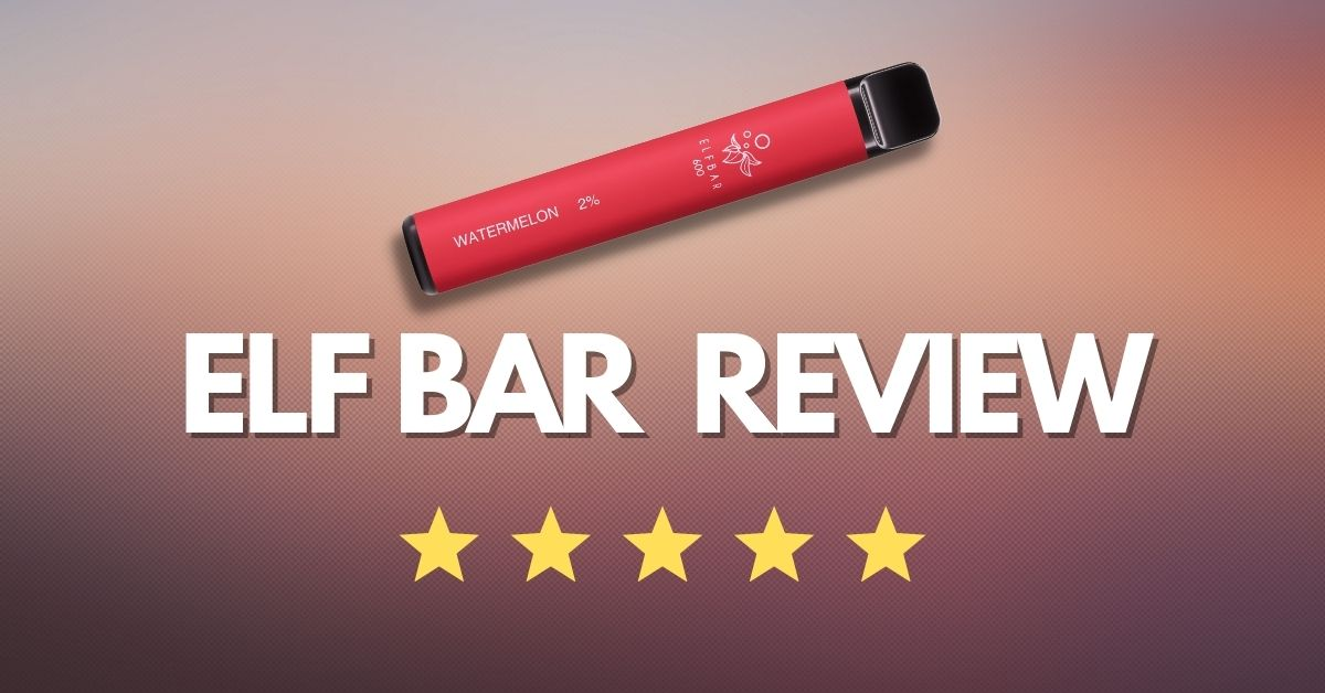 Elf Bar Disposable Puff Bar: A Review of 5 Exciting New Flavours