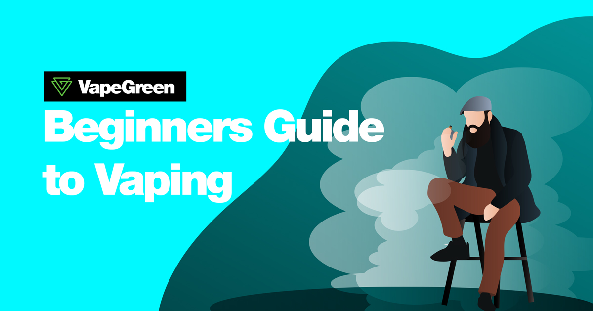 A Beginners Guide to Vaping: Your #1 Way to Stop Smoking