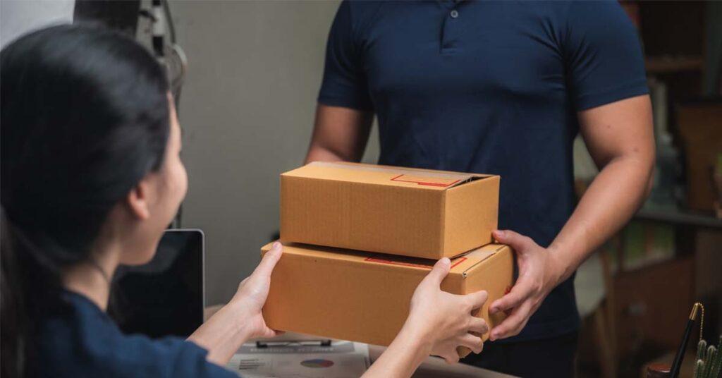 USPS manual delivery vape shipments