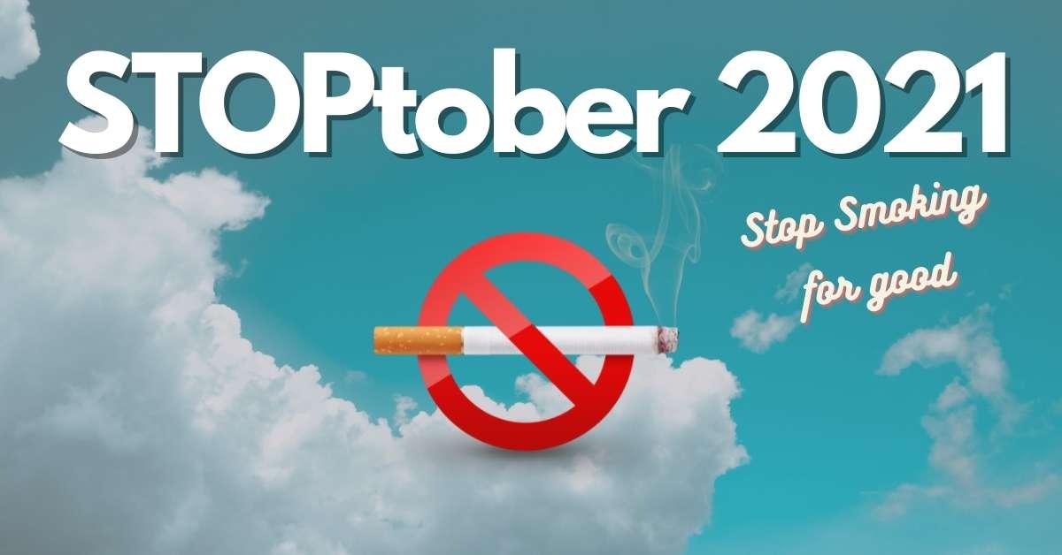 STOPtober2021: Stop Smoking (For Good)