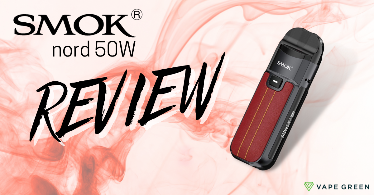 Smok Nord 50W Review